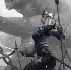 To Battle - Fantasy Wallpaper ID 2066314 - Desktop Nexus Abstract