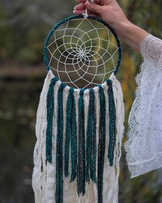 Dream Catcher Purpose Large Dream Catcher Wooden Dream Catcher Bohemian Decor Rustic