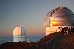 Mauna Kea Observatories, Big Island