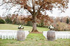 Summerfield Farms Wedding by Robyn Van Dyke - Southern Weddings Magazine