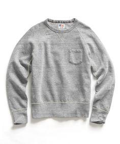 Todd Snyder, Champion : Pocket Sweatshirt