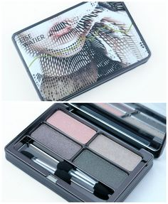 Lise Watier Fall 2015 EYEvolution Quartet Eyeshadow Palette: Review and Swatches