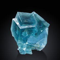 Fluorite - Ice Cleft, Weisseck, Lungau, Salzburg, Austria