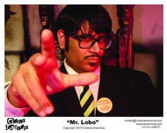 Autographed 8x10s featuring an Mr. Lobo of the Nationally syndicated late night Horror Host Program, Cinema Insomnia. These 8x10's are personally signed by Mr. Lobo himself and are made out to you! When buying this listing, please message us to let us know who to have Mr. Lobo make it out to!