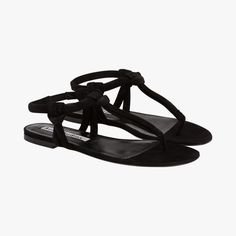Sandales plates Arbor - Acne Studios - Find this product on Bon Marché website - Le Bon Marché Rive Gauche