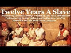 TWELVE YEARS A SLAVE by Solomon Northup - FULL Audio Book | Greatest Aud...
