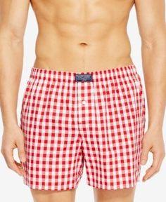 Polo Ralph Lauren Men s Printed Woven Boxers - Venice Plaid S Polo Ralph  Lauren, Boxers 250d7d7ae68