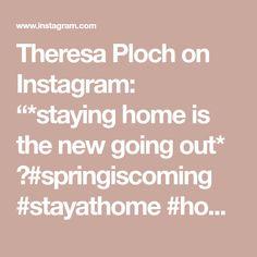 "Theresa Ploch on Instagram: ""*staying home is the new going out* 🌿#springiscoming #stayathome #homeinterior #zeitvertreibfotografie #homedecor #pampasgras #dekoliebe"" Spring Is Coming, Stay At Home, Going Out, Blog, Instagram, Interior, Congratulations Images, Pretty Pictures, Indoor"