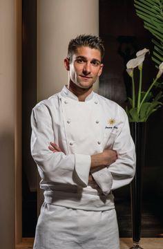 Jimmy Mornet, la nouvelle signature des pâtisseries du Park Hyatt Paris Vendôme