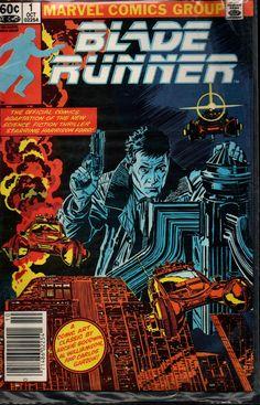 BLADE RUNNER # 1 Oct 1982