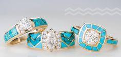 Santa Fe Goldworks ǀ Local jewelry store on the Plaza | Santa Fe Goldworks