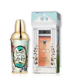 laugh with me LeeLee woody floral perfume | Benefit Cosmetics