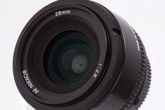 Nikon AF Nikkor 28mm f2.8 AUTO Focus Wide Angle Prime lens in Ex condiiton!