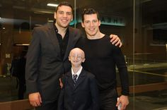 Bruins come out for 'Life According to Sam' Sam Berns, Milan Lucic, What Is Aging, Dont Poke The Bear, Hbo Documentaries, Hockey Teams, Boston Bruins, 4 Year Olds, Documentary Film