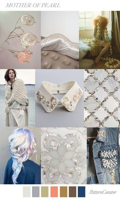 MOTHER OF PEARL by PatternCurator