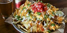Nachos: Even when they're bad, they're still pretty awesome. Here's a cross-country look at our favorites in every state.