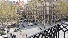 Barcelona - Placa Urquinaona