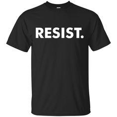 Resist Anti Trumps Shirt Hoodie Tank sold by iFrogtees