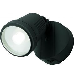 Otto LED Flood Light, Black