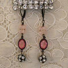 Sweet vintage jewellery designs