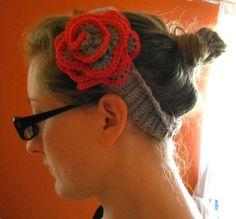 Flower Headband | Cult of Crochet