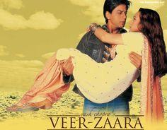 Preity Zinta in Veer Zara