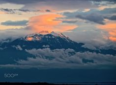 Olympus mountain, Greece