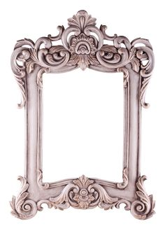 Wood Design Antique looking big size mirror - Morhipo,Wooden Design Mirror Frames are decorative accessories that surround the moments you immortalize. Antique Photo Frames, Vintage Frames, Painting Frames, Painting On Wood, Photo Frame Design, Empty Frames, Design Blog, Big Design, Ornaments Design