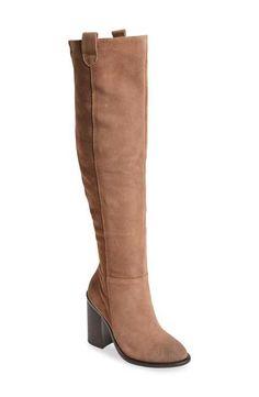 Kelsi Dagger Brooklyn 'Harman' Over the Knee Boot (Women)