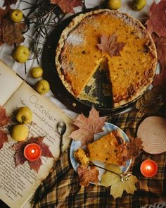 """070b4e3dcfa37 Ellen Tyn on Instagram: """"One of the most important October things - pumpkin  pie. My new simple recipe is already in stories :) Do you have your own  pumpkin ..."""