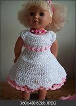 Free Crochet Dress Pattern. crochetville.org