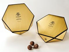 松露鑽石晶燦禮盒 Which is prettier the #chocolate or the #box #packaging PD