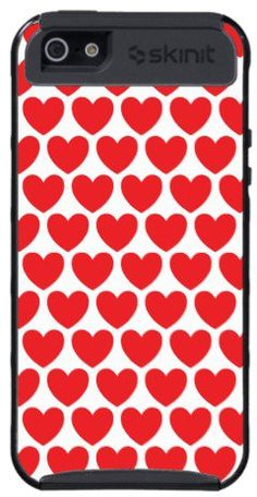#co.uk                    #iPhone Case              #Hearts #Patterned #Skinit #Cargo #iPhone #Case #from #Zazzle                 Red Hearts Patterned Skinit Cargo iPhone 5 Case from Zazzle                                             http://www.seapai.com/product.aspx?PID=345312