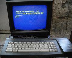 ORDENADOR PERSONAL PC COMPUTER AMSTRAD CPC 6128 1985