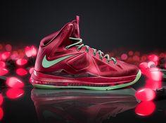 Nike LeBron X Christmas   Release Reminder