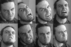 Harry Expression Pack Angry by KCretcher.deviantart.com on @deviantART