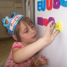 Teach the alphabet and letter sounds in fun and effective ways.