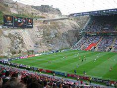 Braga football stadium