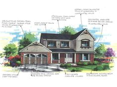 Naperville Exterior Makeover | Elevations