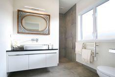 Builders of Luxury Homes House Plans, Decor, Luxury, Ensuite, Round Mirror Bathroom, House, Home Decor, Mirror, Luxury Homes