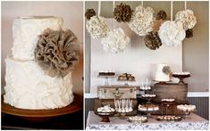antique white and pink baby shower | my SISTER kARISSA C. CAN make anything as far as food goes. if you ...