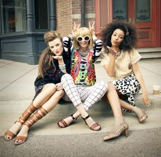 Be silly. Be saavy. Be a #shoelover! #DSW