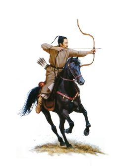 Hun Horse Archer