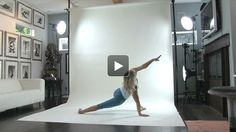 MOON SALUTATION This video by Shiva Rea, filmed to accompany a feature article in the December 2011 issue of Yoga Journal, demonstrates her unique Moon Salutation sequence.