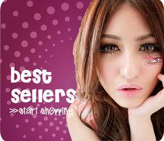 They have a great selection of circle lenses. Very adorable. It'll gives you a doll like look.