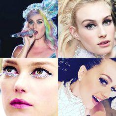 A beleza de Katy Perry no Rock In Rio
