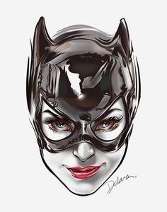 Catwoman - Cris Delara