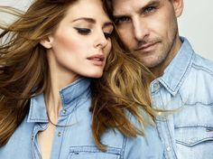 OLIVIA PALERMO AND JOHANNES HUEBL FOR MADAME FIGARO BY BENOIT PEVERELLI