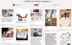 5 more ways to use Pinterest in your library