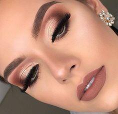 Maquiagem perfeita #maquiagem #make #makeperfeita #makeiniciante #maquiagemparanoivas #ideiasmaquiagem